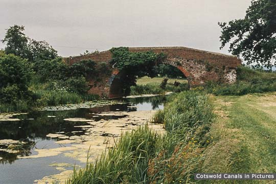 Occupation Bridge, Whitminster