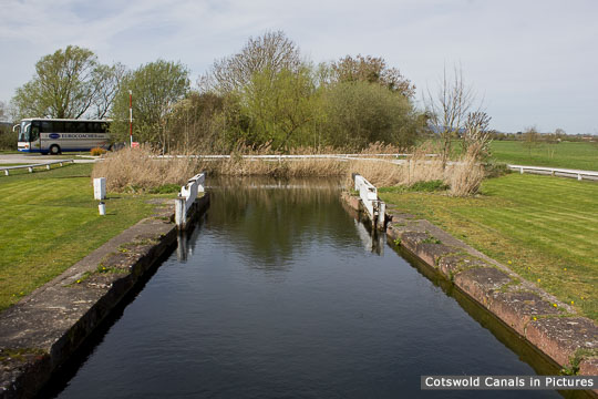 Junction Lock, Saul Junction