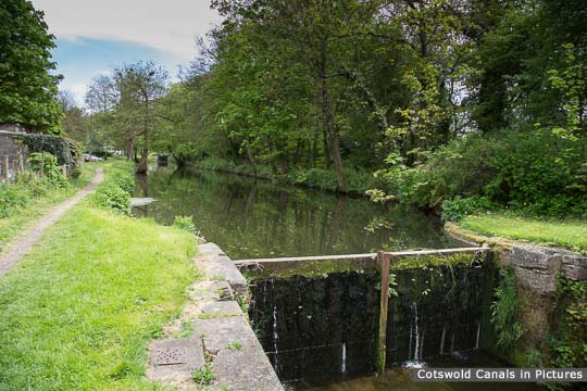 Pike Lock, Eastington
