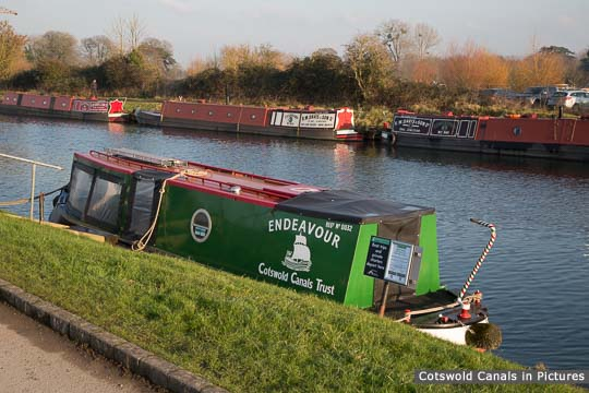 Saul Junction - Gloucester & Sharpness Canal