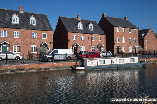 Stonehouse Wharf, Stroudwater Navigation