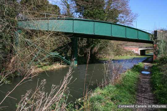 Former Midland Railway Bridge, Stonehouse