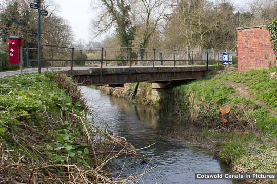 Lodgemore Bridge, Stroud