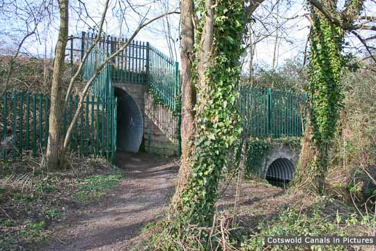 Site of Ocean Railway Bridge, Stonehouse