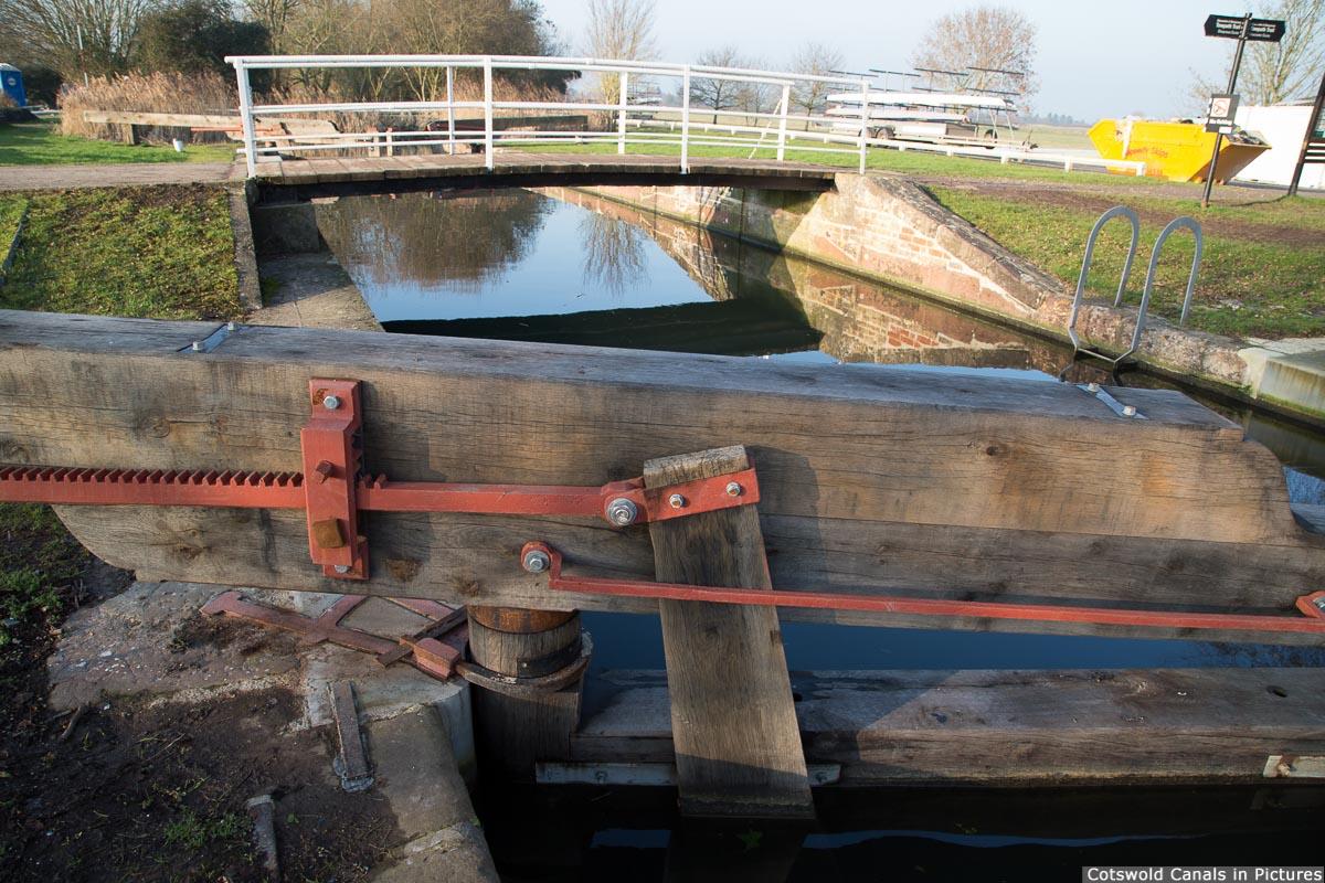 Cotswold Boat Tour Lock