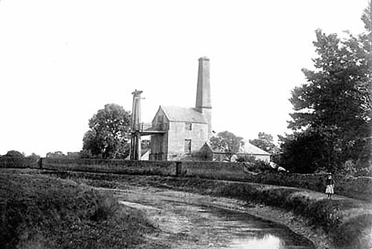 Former Pumping Station at Thames Head on the Thames & Severn Canal