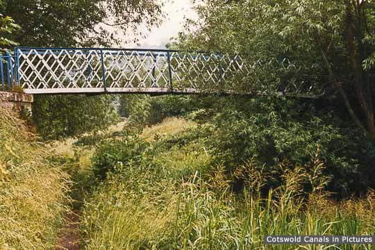 Jubilee Footbridge, Thrupp