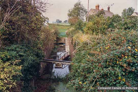 Siddington Top Lock