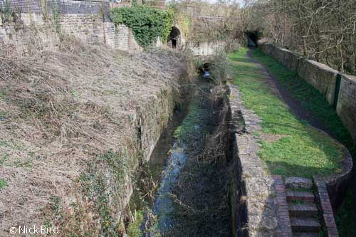 St. Mary's Lock, Chalford