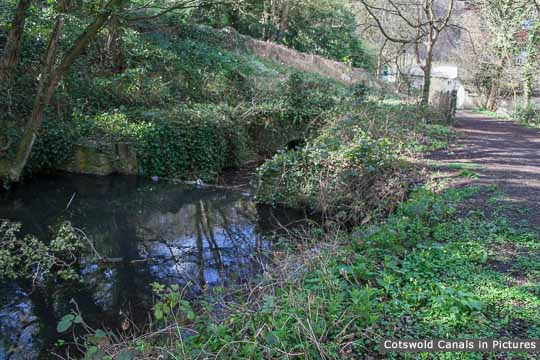 Site of Bell Lock, Chalford