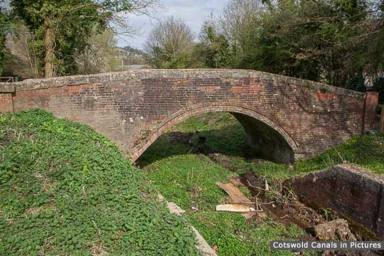 Gough's Orchard Lock Bridge