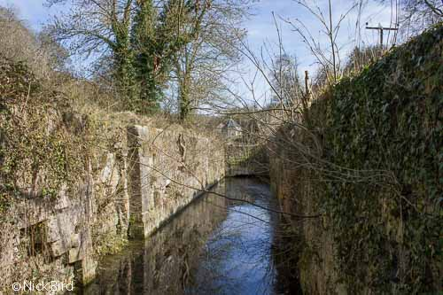 Puck Mill Lower Lock