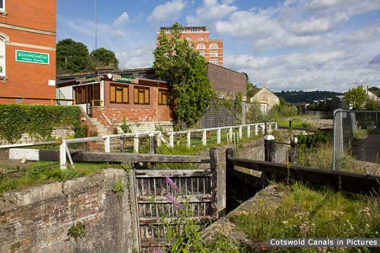 Wallbridge Upper Lock, Stroud