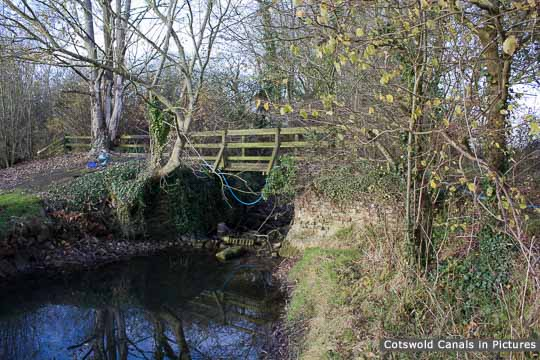 Site of Ampney Brook Aqueduct