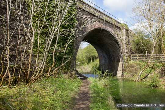 Skew Bridge (Railway), Coates