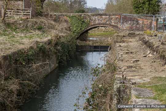Ham Mill Bridge, Thrupp