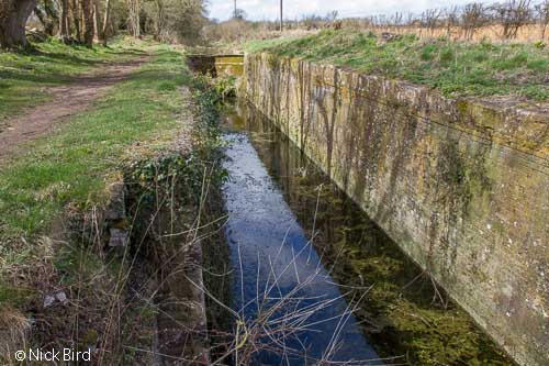 Wildmoorway Upper Lock