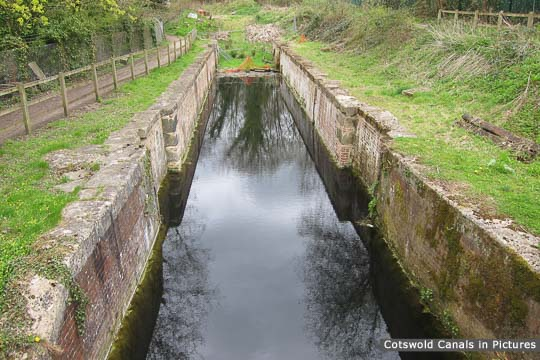 Gough's Orchard Lock, Brimscombe