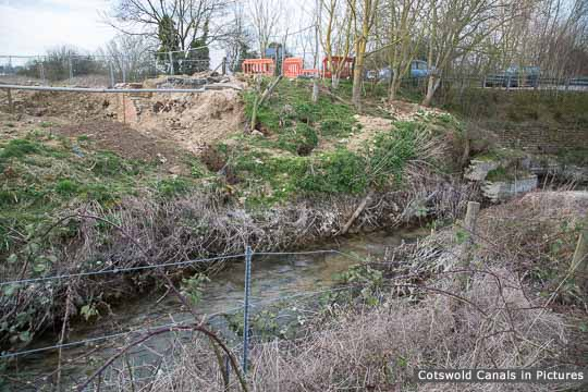 Weymoor Bridge Culvert & Spill Weir