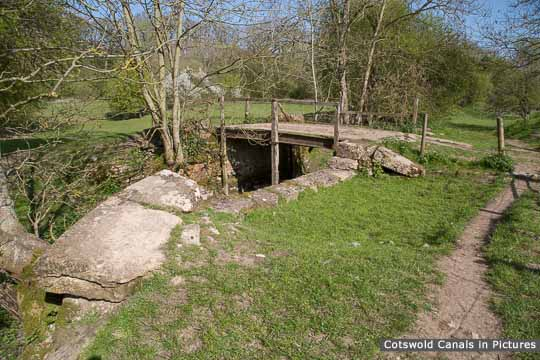 Site Siddington Swing Bridge