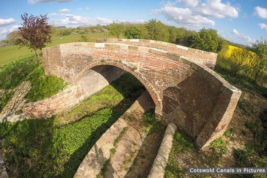 Cowground Bridge, Siddington