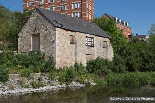 Canal Warehouse, Wallbridge Wharf, Stroud