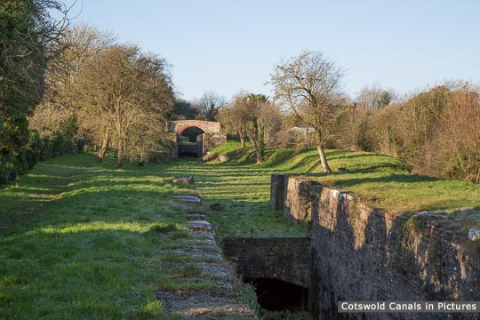 Siddington Third Lock