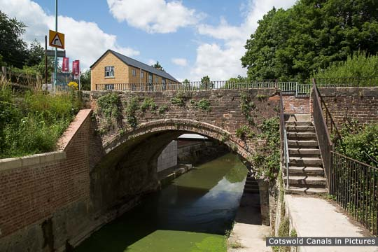 Bowbridge Bridge, Stroud