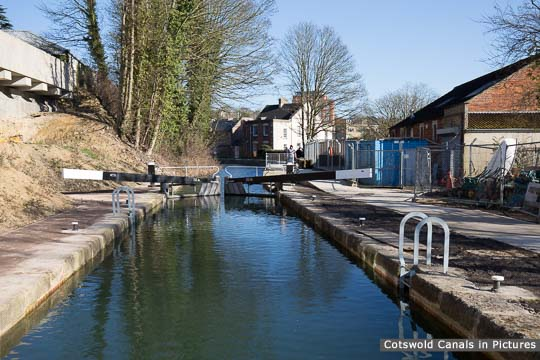 Wallbridge Lower Lock, Stroud