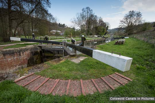 Griffin's Mill Lock