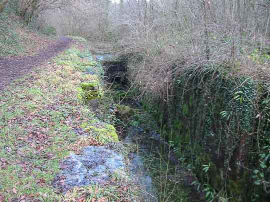 Siccaridge Wood Upper Lock
