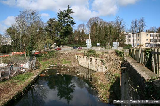 Stroud Brewery Bridge, Wallbridge, Stroud