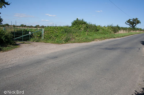 Site of Ewen Road Bridge