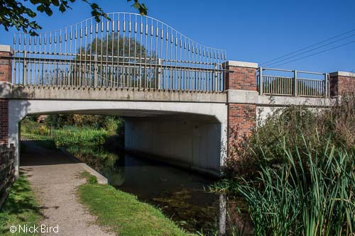 Spine Road or Gateway Bridge, Cotswold Water Park