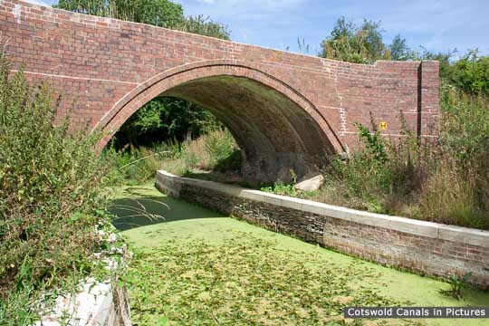 Ruck's Bridge, Eisey