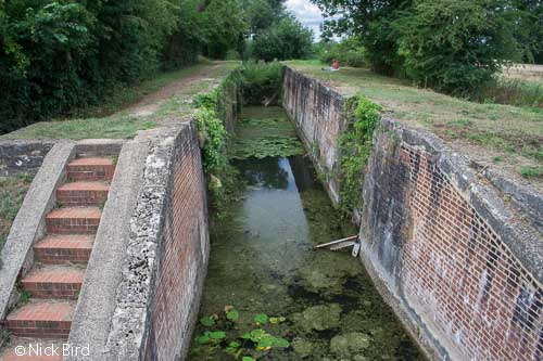 Wildmoorway Lower Lock