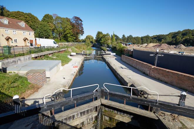 Dudbridge Lower Lock