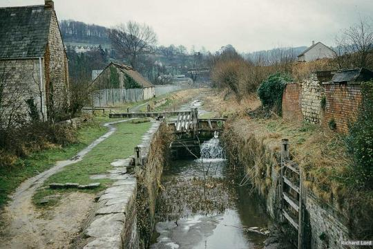 Bowbridge Lock, Stroud