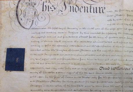Boulton and Watt Agreement extract