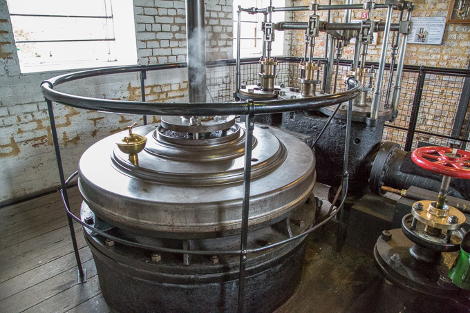 Crofton Engine Cylider Head