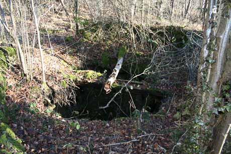 Tunnel shaft