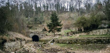 Sapperton Tunnel